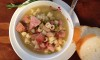 Tuscan Ham & White Bean Soup