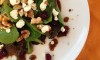 Walnut Cranberry Blue Cheese Salad